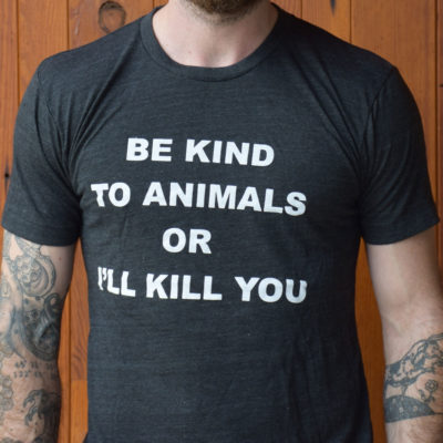 Be-Kind-to-Animals-Tshirt